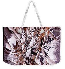 Profile Abstracted Weekender Tote Bag