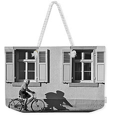 Promenade Of A Shadow Weekender Tote Bag