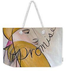 Promise Weekender Tote Bag