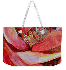Promise Of Love Weekender Tote Bag