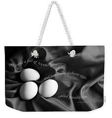 Promises Weekender Tote Bag