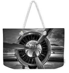 Props And Jet Weekender Tote Bag