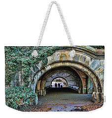 Prospect Park Passage - Brooklyn Weekender Tote Bag