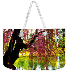 Prospect Park In Brooklyn Weekender Tote Bag