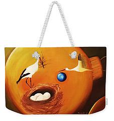 Prosperity Weekender Tote Bag