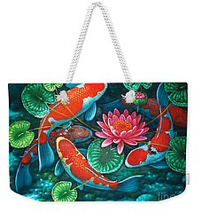 Prosperity Pond Weekender Tote Bag