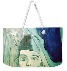 Protector Of The Great Land Weekender Tote Bag