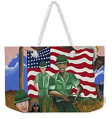 Protectors Of Dreams Weekender Tote Bag