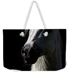 Proud Stallion Weekender Tote Bag by Wes and Dotty Weber
