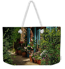 Provencal Alley Weekender Tote Bag