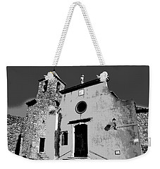 Provencal Church  Weekender Tote Bag