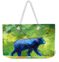 Prowling Weekender Tote Bag