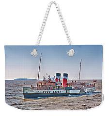 Ps Waverley Approaching Penarth Weekender Tote Bag