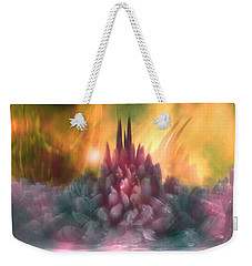 Psychedelic Tendencies   Weekender Tote Bag