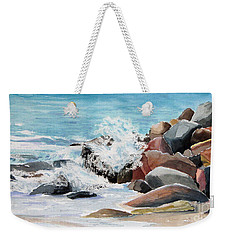 Puerto Vallarta Rocks Weekender Tote Bag