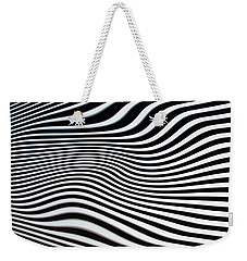 Weekender Tote Bag featuring the photograph Pulsating by Jacqi Elmslie