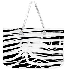 Pulse - Abstract Weekender Tote Bag