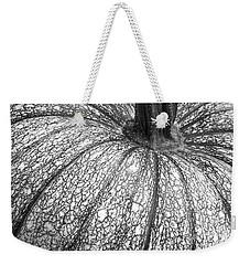 Pumpkin Pumpkin Black And White Weekender Tote Bag