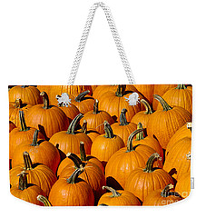 Pumpkins Weekender Tote Bag by Anthony Sacco