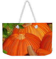 Pumpkins Pumpkins Everywhere Weekender Tote Bag