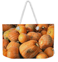 Pumpkins Weekender Tote Bag by Ron Harpham