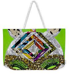 Punda Milia Weekender Tote Bag by Apanaki Temitayo M