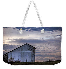 Weekender Tote Bag featuring the photograph Pure Country by Sennie Pierson