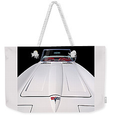 Pure Enjoyment - 1964 Corvette Stingray Weekender Tote Bag