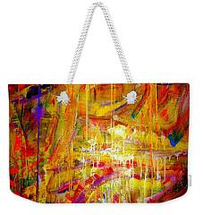 Pure Joy Weekender Tote Bag