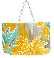 Pure Radiance Weekender Tote Bag by Lourry Legarde