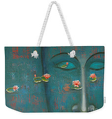 Pure Thoughts Weekender Tote Bag