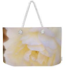Purity  Weekender Tote Bag by Bobbee Rickard