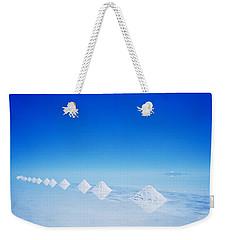 Purity Weekender Tote Bag by Shaun Higson