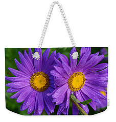 Purity Weekender Tote Bag by Tom Druin