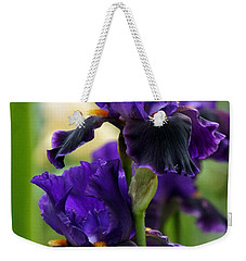 Purple Majesty Weekender Tote Bag