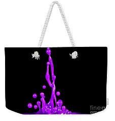 Purple Nurple Weekender Tote Bag