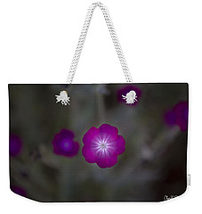 Purplish  Weekender Tote Bag