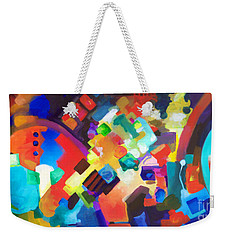 Put It Back Weekender Tote Bag