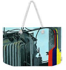 Pylon Weekender Tote Bag