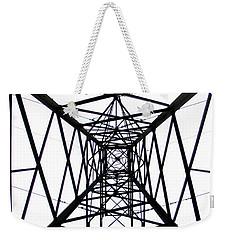 Pylon Weekender Tote Bag by Nina Ficur Feenan