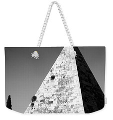 Pyramid Of Cestius Weekender Tote Bag