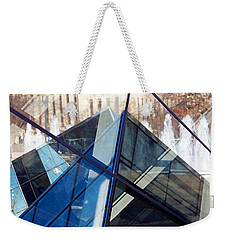Pyramid Skylights Weekender Tote Bag