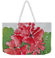 Pzzzazz Weekender Tote Bag by Mary Ellen Mueller Legault