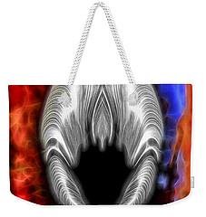 Weekender Tote Bag featuring the photograph Q by Theodore Jones