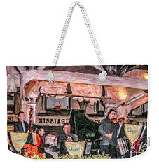 Quadri Orchestra Venice Weekender Tote Bag