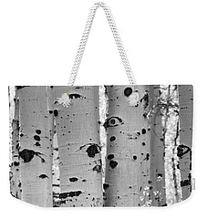 Quaking Aspen Zion National Park Weekender Tote Bag