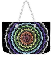 Quan Yin's Healing Weekender Tote Bag by Keiko Katsuta