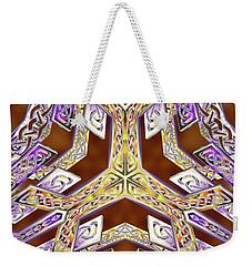 Quantum Legacy Weekender Tote Bag