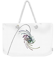 Quaternionic Blow 1 Weekender Tote Bag