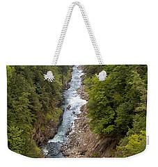 Quechee Gorge State Park Weekender Tote Bag
